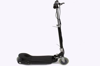 120w Electric Scooter - Black