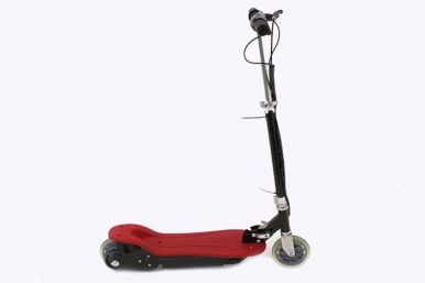 120w Electric Scooter - Red
