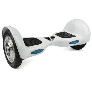 JSF Urban Explorer Self-Balancing Electric Scooter - White