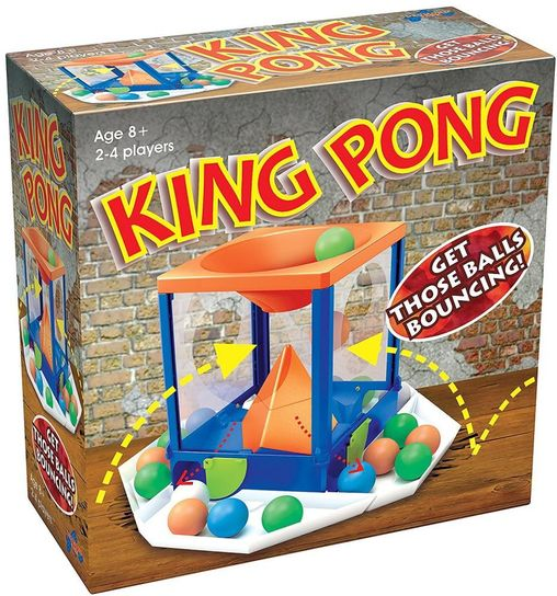 Drumond Park King Pong Game