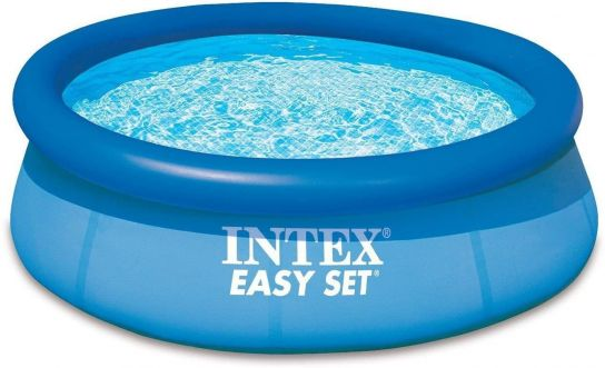 "Intex Easy Set Inflatable Pool 8ft x 30"" No Pump - 28110"