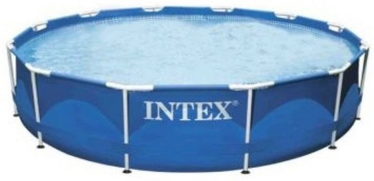 Intex Metal Frame Pool 12ft x 30\