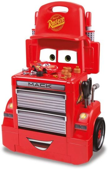 Disney Cars 3 Mack Truck Trolley by Simba Smoby