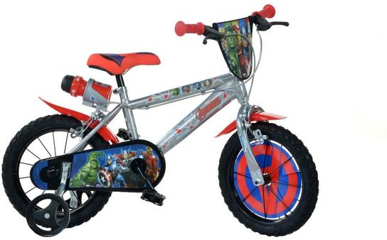 Dino Bicycles - Avengers Bicycle 16""