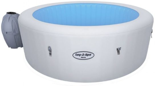 Lay Z Spa Paris Inflatable Hot Tub
