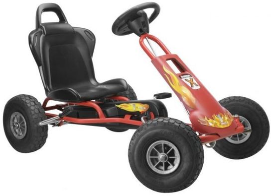 Ferbedo Air Runner AR1 Go Kart - Red