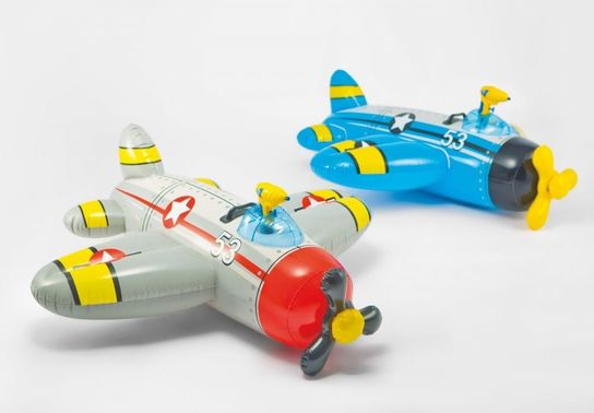 Water Gun Plane Ride-Ons - 57537NP by Intex