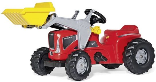 Rolly Kiddy Futura Tractor with Rolly Kid Frontloader