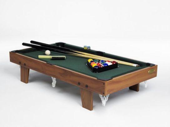Cheap Pool Tables Full Size Mini And Folding Pool Tables - Mini pool table size