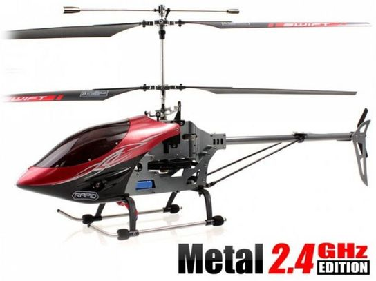 4 Channel SH8830 Large RC Helicopter With Gyro