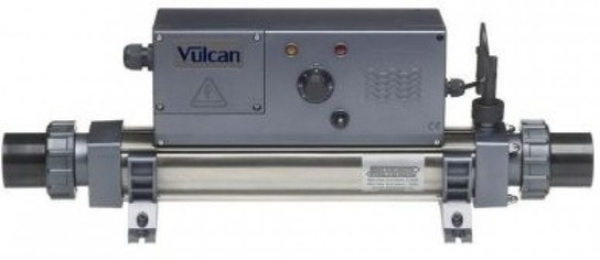 Vulcan Analogue Electric 3kW Single Phase Pool Heater by Elecro