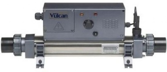 Vulcan Analogue Electric 4.5kW Single Phase Pool Heater by Elecro