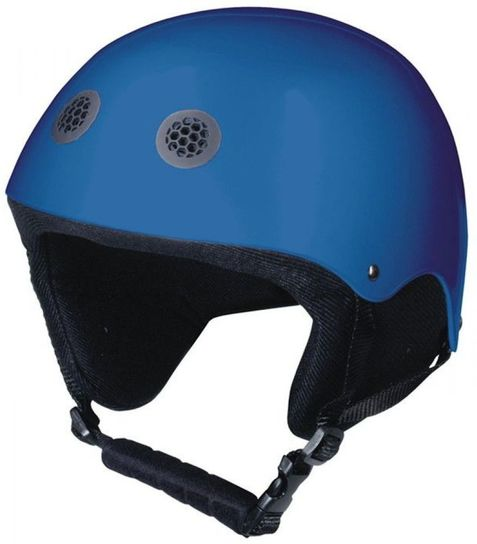 Snow Helmet Blue