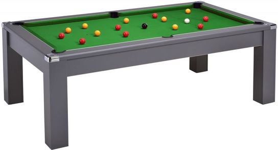 Avant Garde Onyx Grey Diner Freeplay 6ft Slate Bed Pool Table