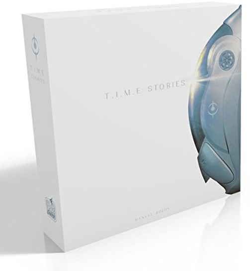 T.I.M.E. Stories Board Game