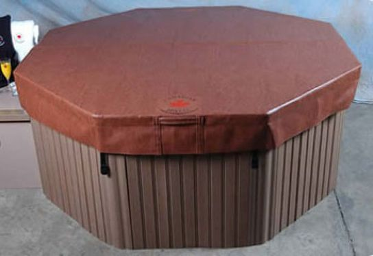 Canadian Spa Proline Grey Classic Tapered Cover 218 x 218