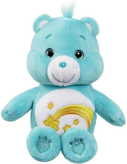 Care Bear Wish Bear Bean Bag Plush Toy Wave 6