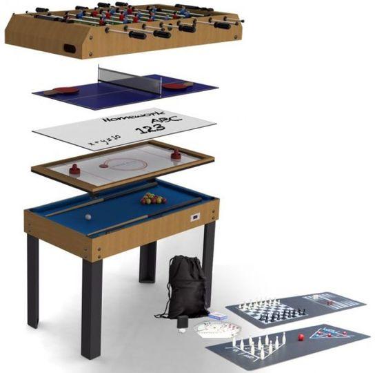 bce 4ft 4 in 1 multi games table. Black Bedroom Furniture Sets. Home Design Ideas