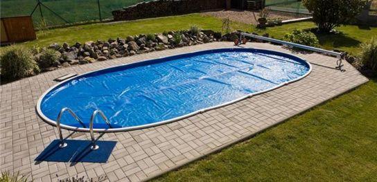 18ft x 12ft splasher pool solar cover for 12ft solar swimming pool covers