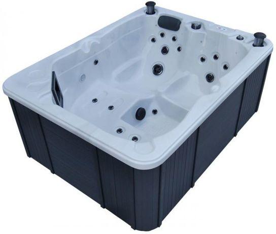 canadian spa quebec plug play hot tub. Black Bedroom Furniture Sets. Home Design Ideas