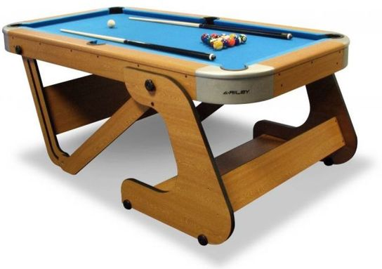 BCE Riley 6.5ft Vertical Folding Pool Table