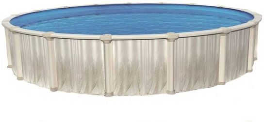 Equinox II Round Steel Pool 12ft