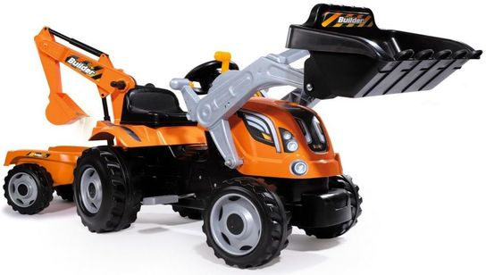 Simba Smoby Builder Max Tractor