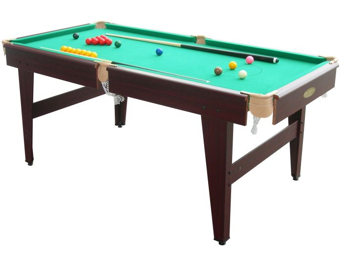 6ft ronnie o 39 sullivan snooker table for 10 foot pool table