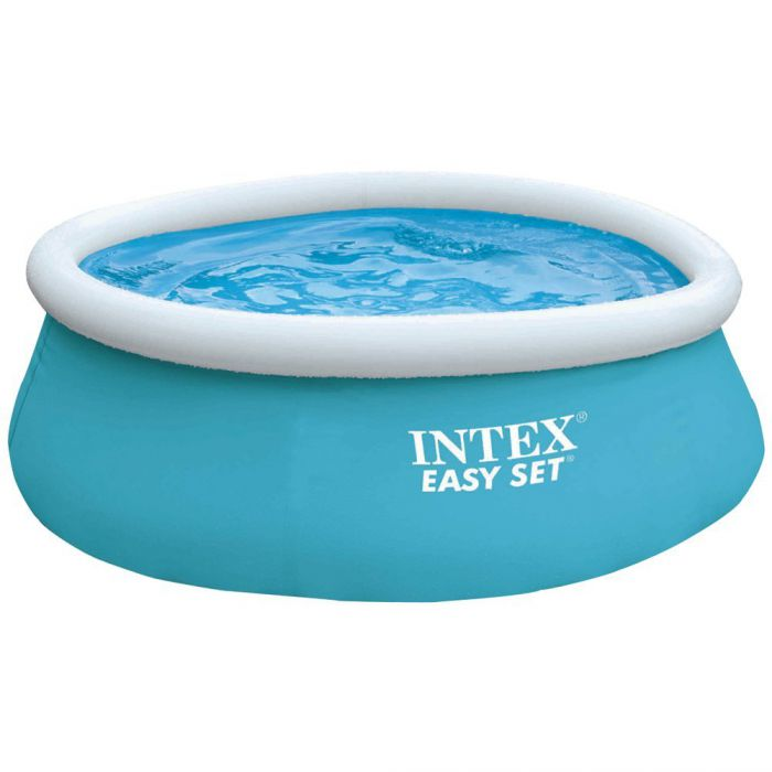 Intex Easy Set Inflatable Pool 6ft X 20 No Pump 28101