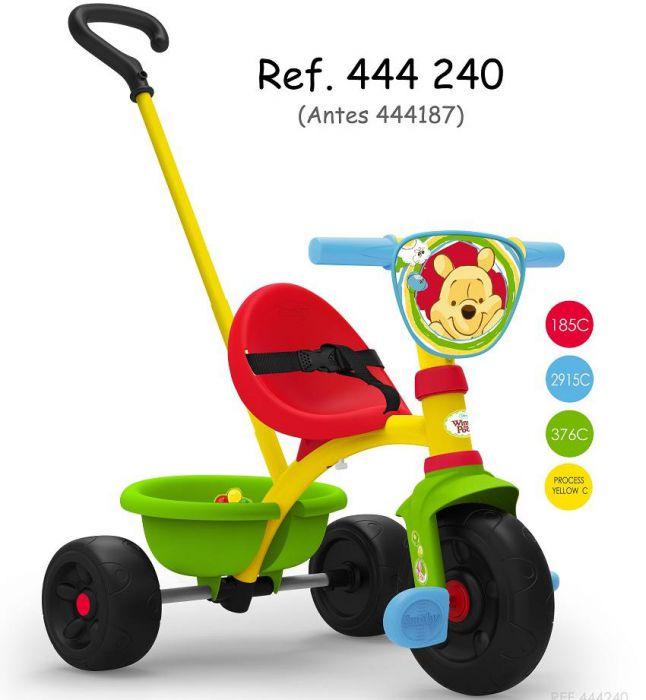 Simba Smoby Be Fun Winnie The Pooh Trike