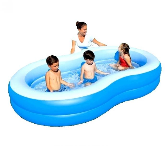 "The Big Lagoon Family Paddling Pool 103"" - 54117 Thumnail #0"