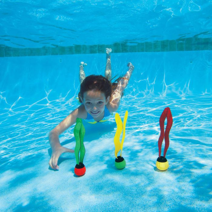 Underwater Fun Balls Pool Toys And Games