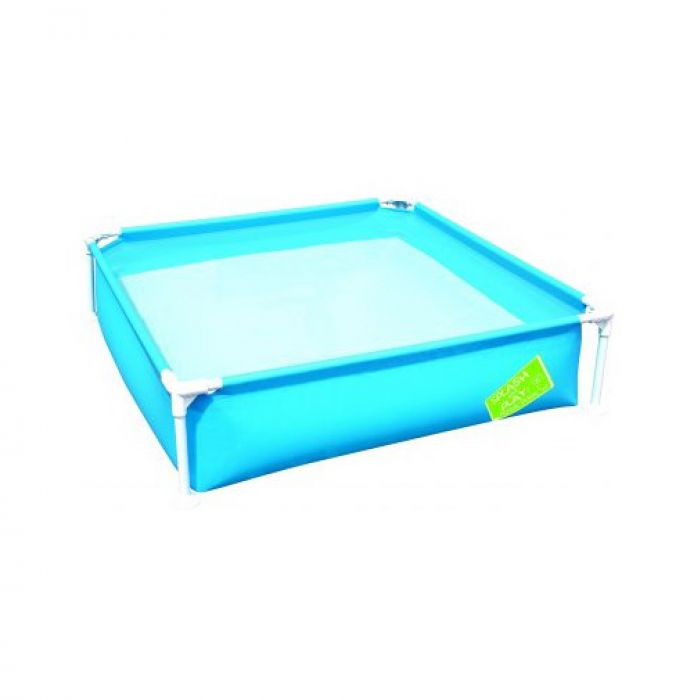 "Bestway My First Frame Pool 48"" x 48"" x 12"" - 56217 Thumnail #0"
