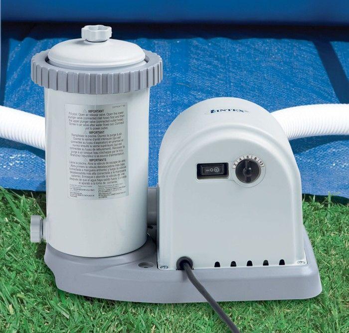 intex pool filter pump 1500 gall hr pool pumps counter current. Black Bedroom Furniture Sets. Home Design Ideas
