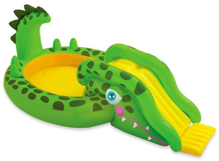 Gator Play Centre Paddling Pool - 57132 Thumnail #0