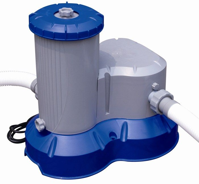 Bestway 2500 Gallon Pool Filter Pump Pool Pumps Filters Counter Current