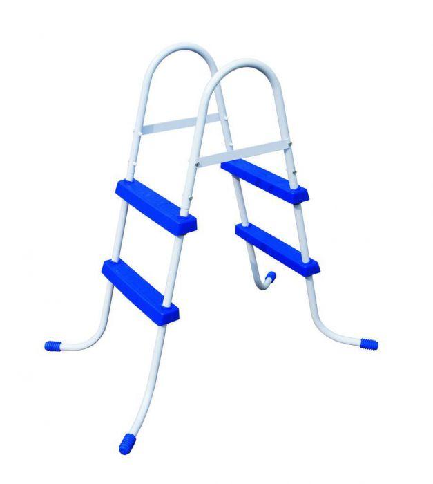 Bestway 30 pool ladder 58329 pool ladders for Intex pool billig