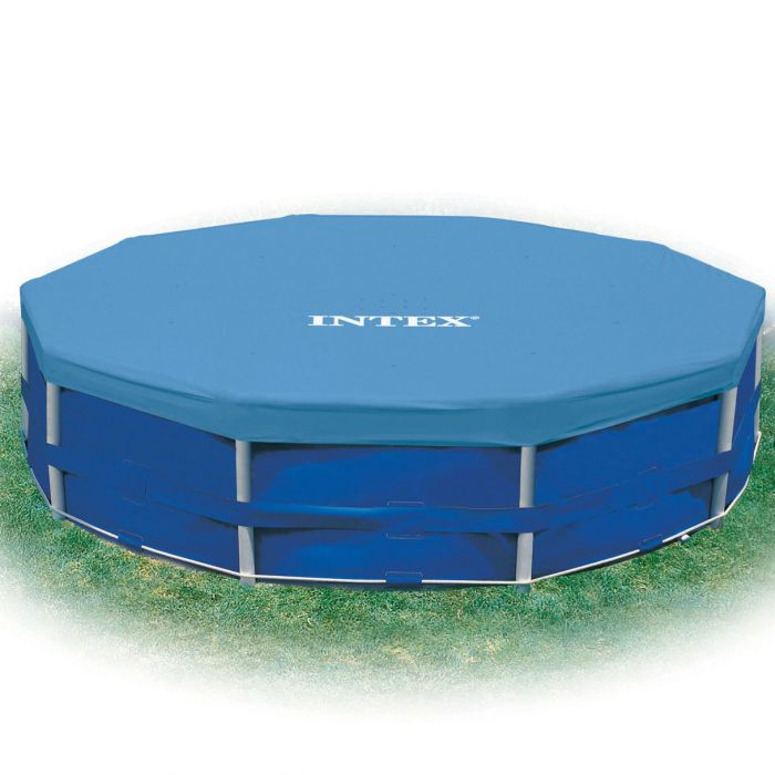 10ft winter debris pool cover intex metal frame pool for 10ft swimming pool with pump and cover