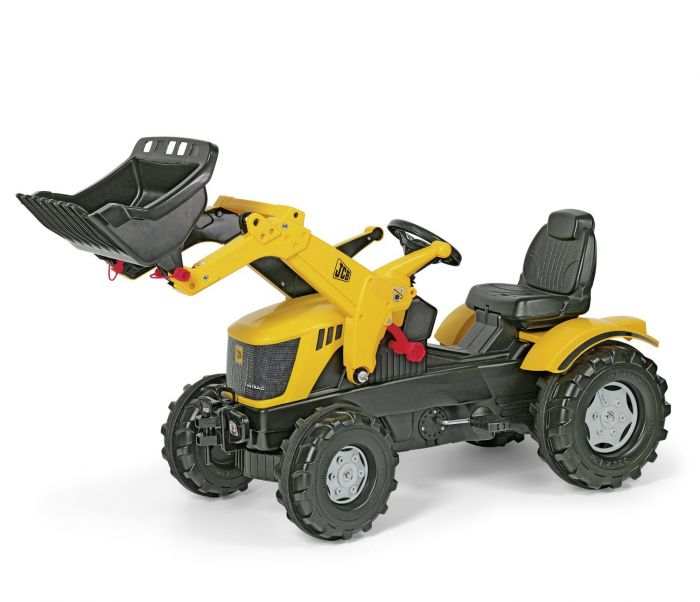 Rolly JCB 8250 V-Tronic Tractor With Frontloader Thumnail #0