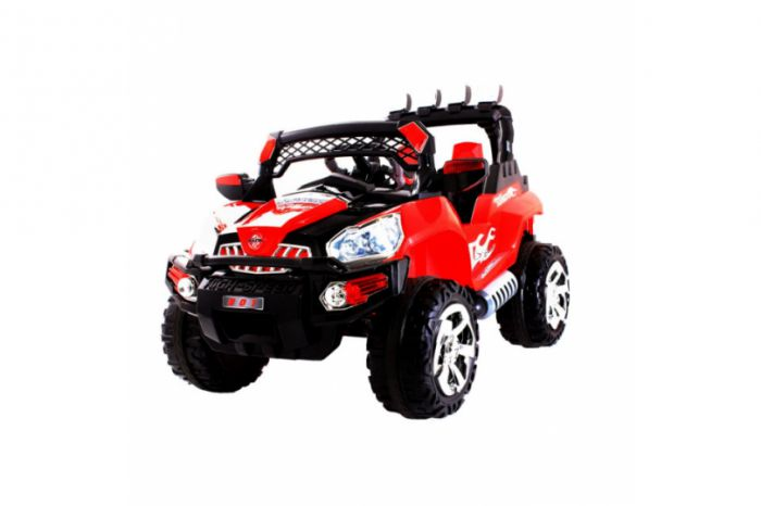 Kids Twin 6V Sand Scorcher Style Ride On Car With Remote Control Thumnail #0
