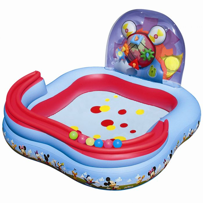 "Mickey Mouse Clubhouse Paddling Pool 63"" - 91015 Thumnail #0"