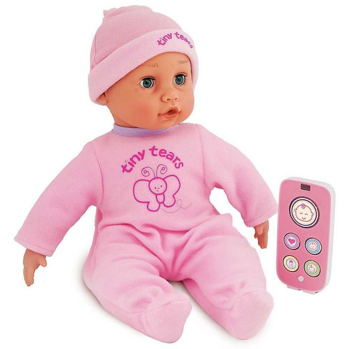 Toys And Tears : Tender tiny tears with baby monitor dolls