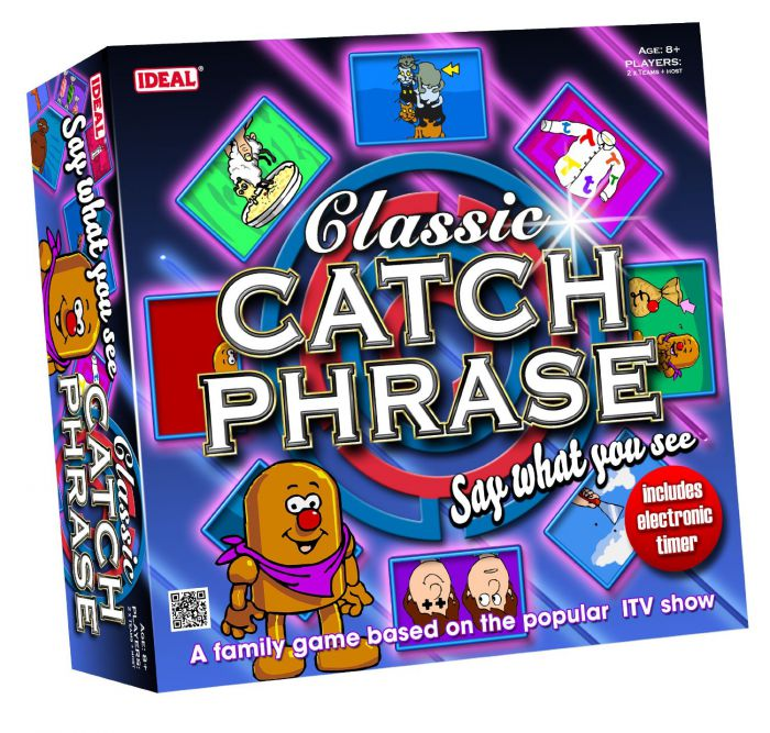 Classic Catchphrase - Puzzles & Games