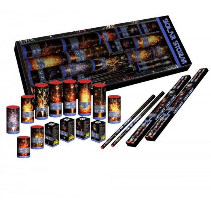 solar storm firework - photo #2