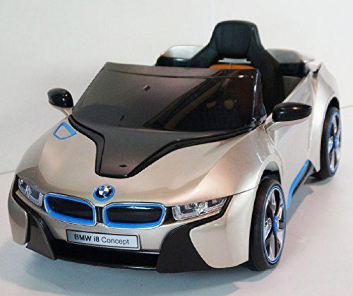 Bmw I8 12v Electric Ride On With Remote Control: BMW I8 Licensed 12v Ride On Car (Twin 6v)