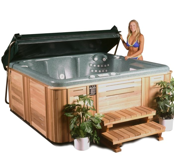 Canadian Spa Cover Lifter Hot Tub Covers