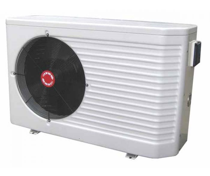 Duratech dura swimming pool heat pump 14kw pool heating for Bestway pool for koi