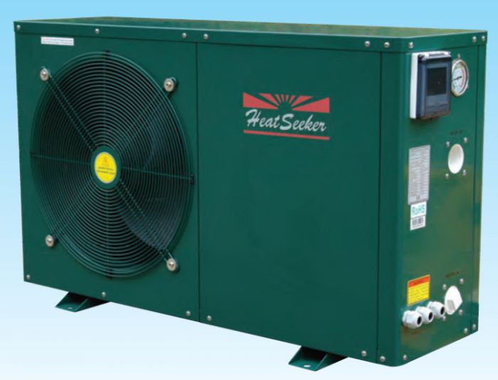 Heatseeker Swimming Pool Heat Pump 5.6kW Thumnail #0