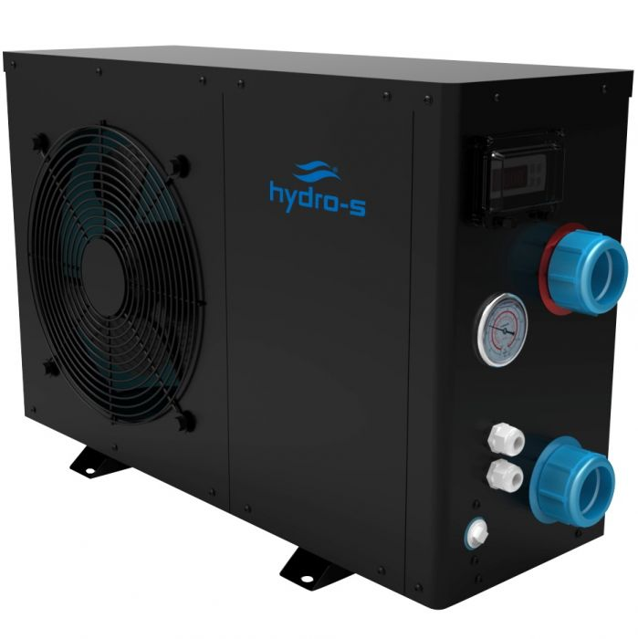Hydro s swimming pool heat pump pool heating for Intex 3kw electric swimming pool heater