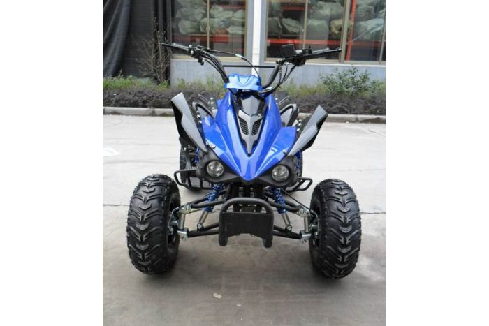 Interceptor 125cc 4 Stroke Quad Bike - Blue Thumnail #0